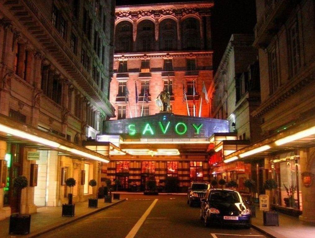 El Hotel Savoy