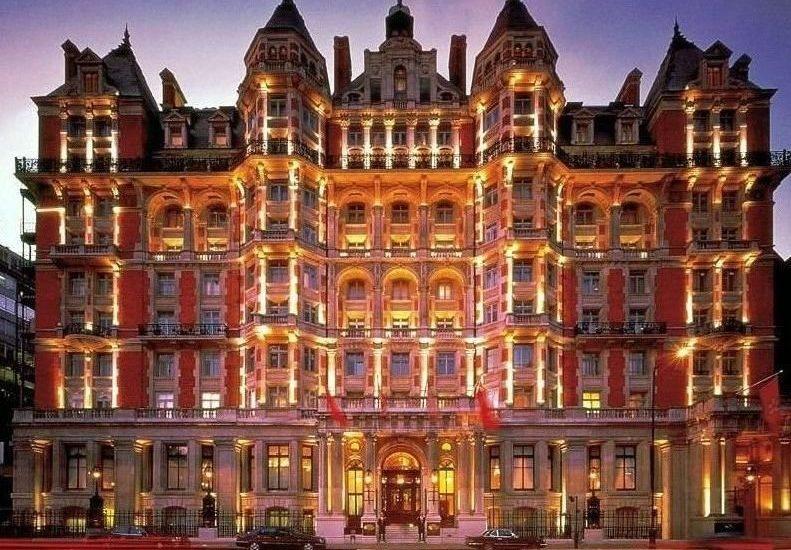 Mejores hoteles de lujo de londres londres en 3 d as for Hoteles familiares en londres
