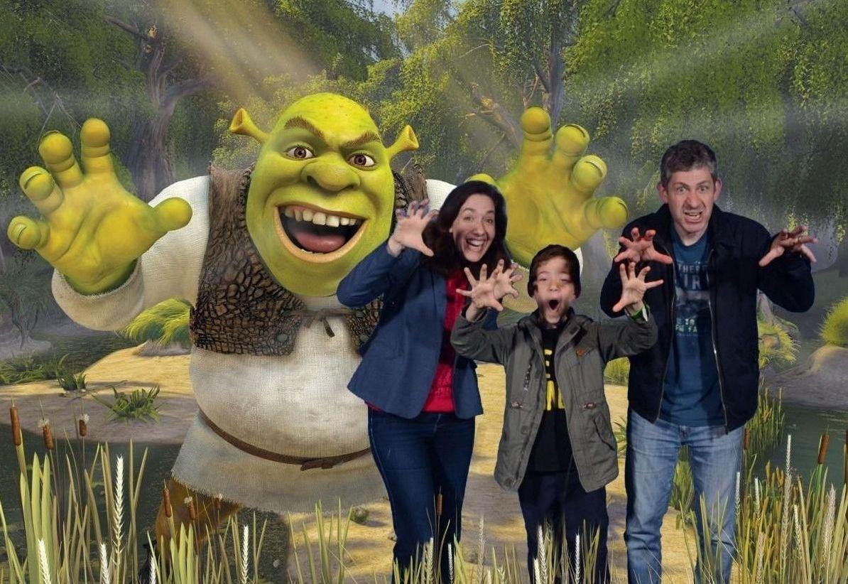 Shrek Adventure