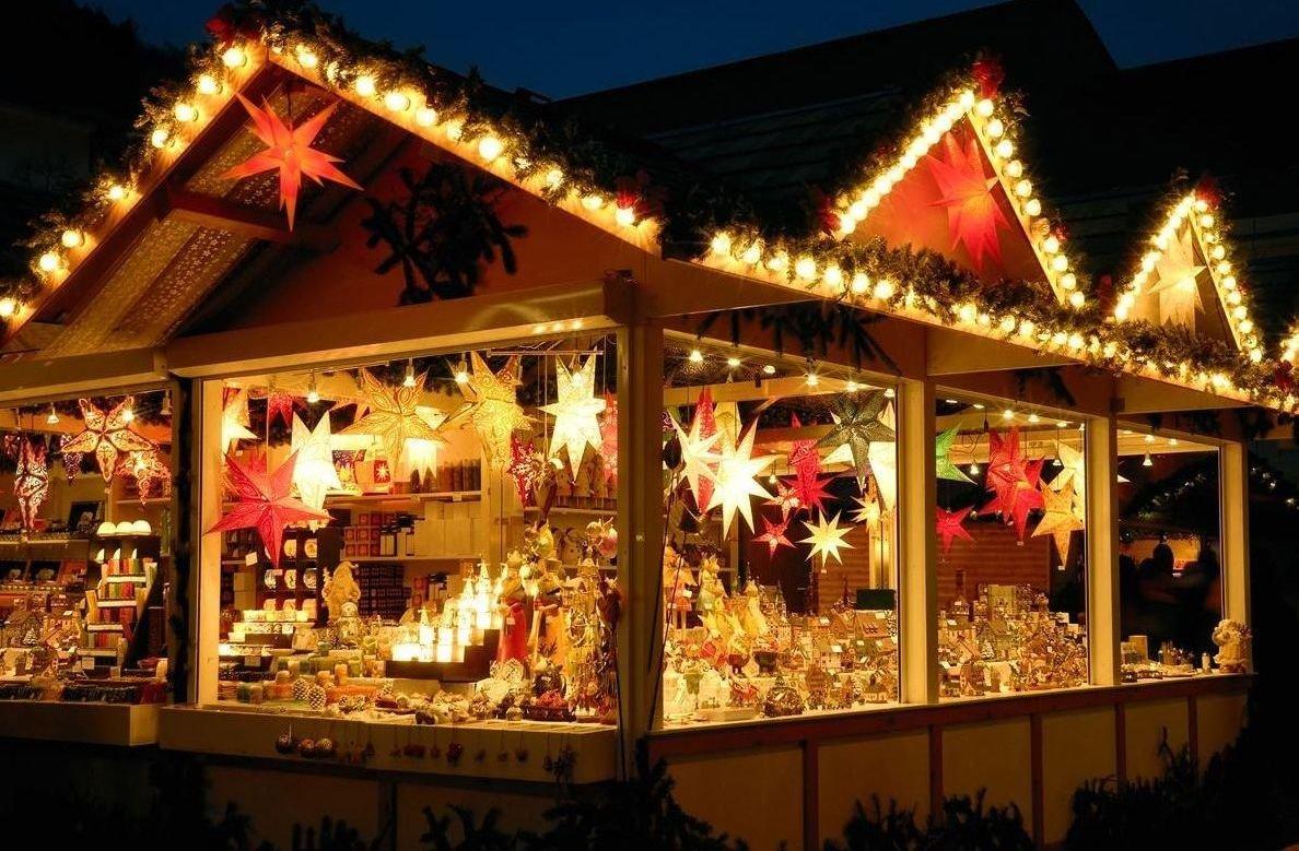 Visitas a diferentes ferias y mercadillos navideños