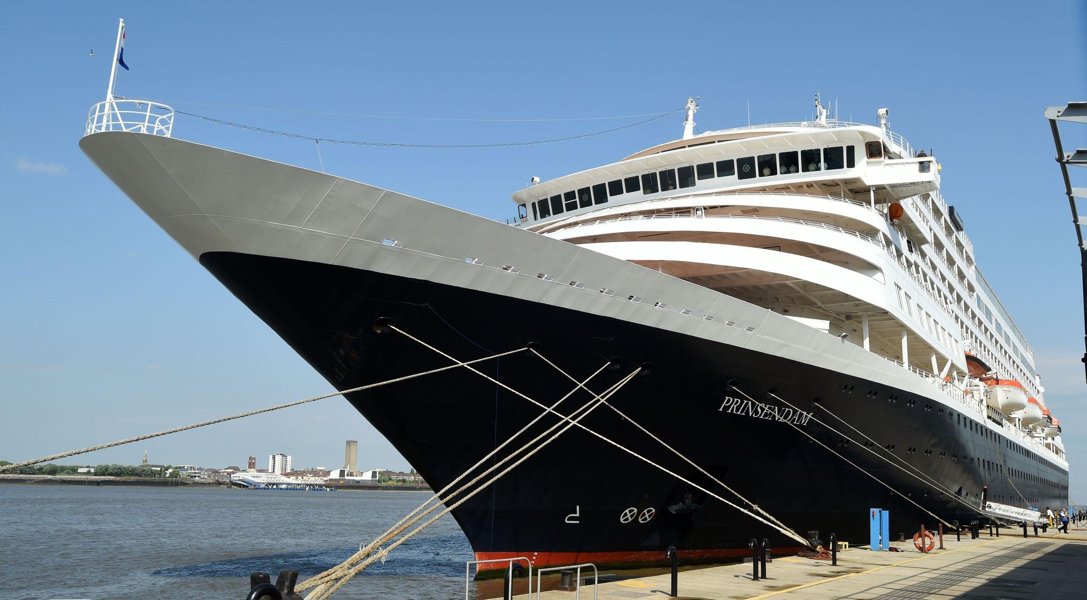 Crucero Prinsedam de Holland America Line