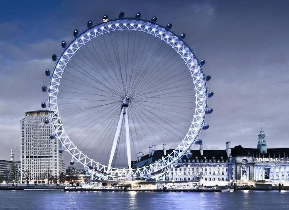 El London Eye
