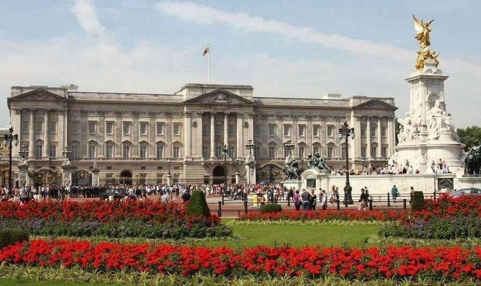 El Palacio de Bukingham