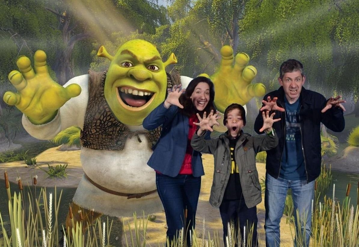 Shrek Adventure